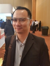 Adam in Google Glass